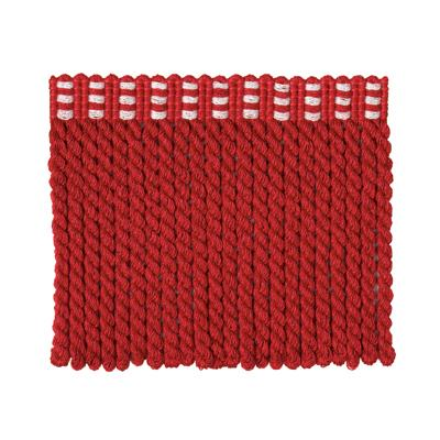 Fabricut Antibes Bullion Fringe Pomegranate
