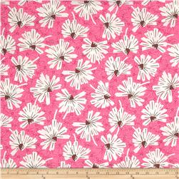 Martini Firework Floral Pink Lady