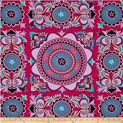 Amy Butler Eternal Sunshine Home Decor Sateen Mantra Cherry