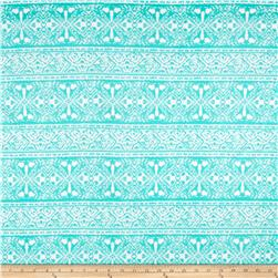 Liverpool Ethnic Diamond Aqua