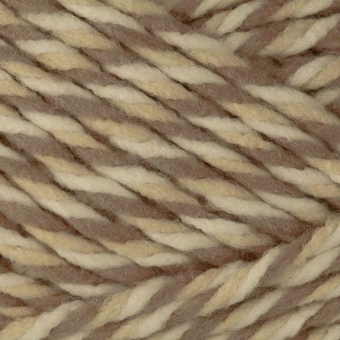 Bernat Softee Chunky Yarn (28310) Taupe Twists