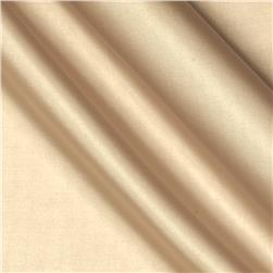 Taffeta Lining Light Gold Fabric