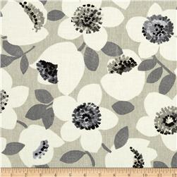 Contempo Cachet Small Flower Grey