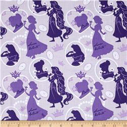 Disney Princess Silhouette Grape