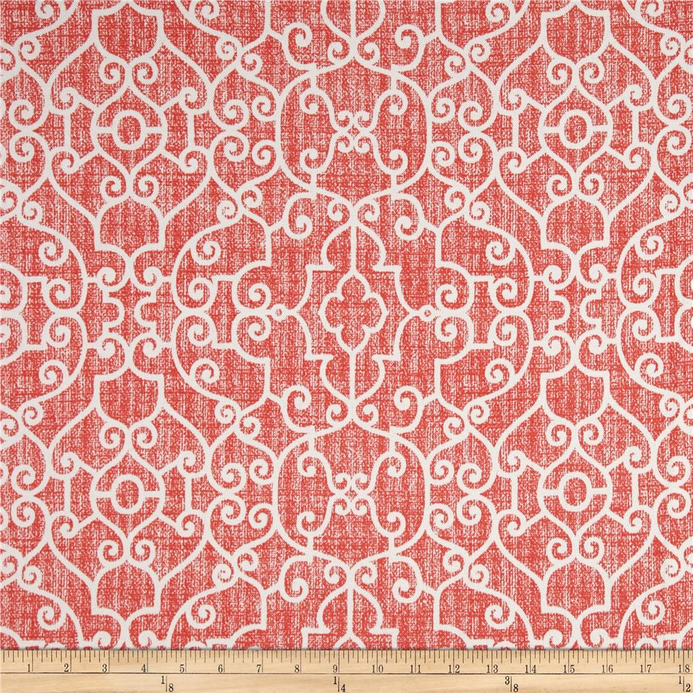 Premier Prints Ramey Indoor/Outdoor Indian Coral