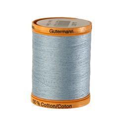 Gutermann Natural Cotton Thread 800m/875yds Light Blue