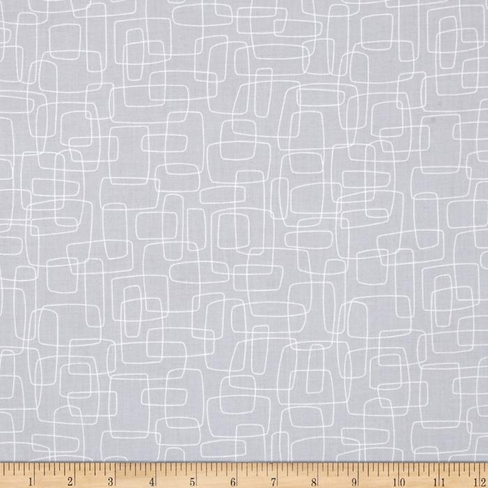 Monkey Business Geometric Grey