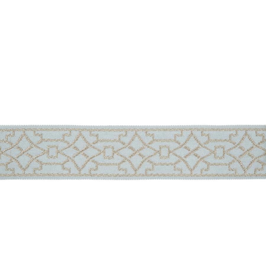"Charlotte Moss 2"" Berlin Trim Watercolor"