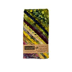 Timeless Treasures Tonga Batik Fat Quarter Bundle