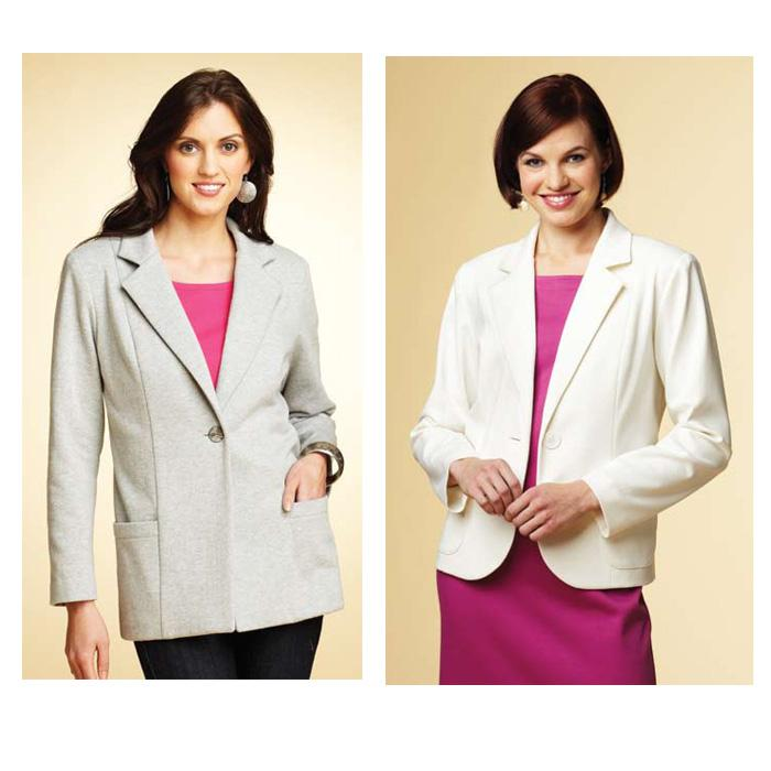 Kwik Sew Single Button Blazers Pattern