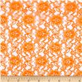 Raschelle Lace Orange