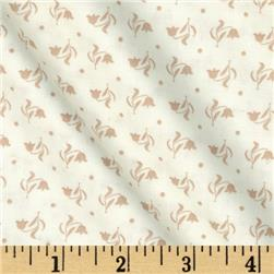 Moda Kindred Spirits Tiny Flowers Ivory