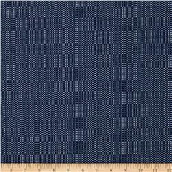 Ralph Lauren Outdoor Breakwater Basketweave Navy/ White