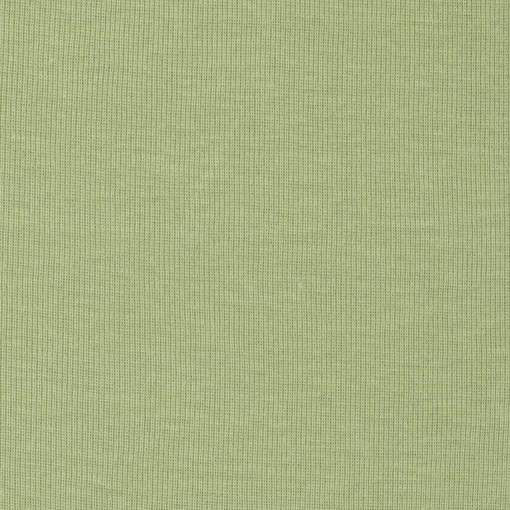 Basic Cotton Baby Rib Knit Solid Baby Green