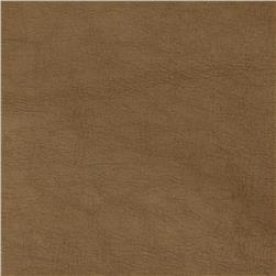 Swavelle/Mill Creek Faux Leather Thurston Sepia Fabric