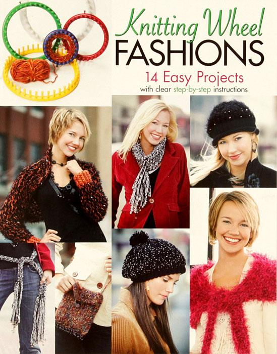 "Leisure Arts ""Knitting Wheel Fashions"" Book"