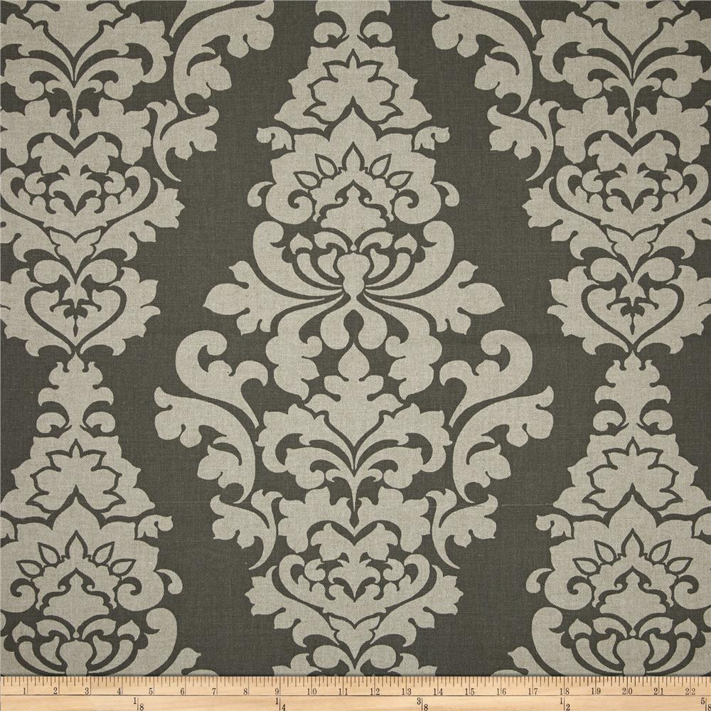 Premier Prints Berlin Blend Summerland Grey