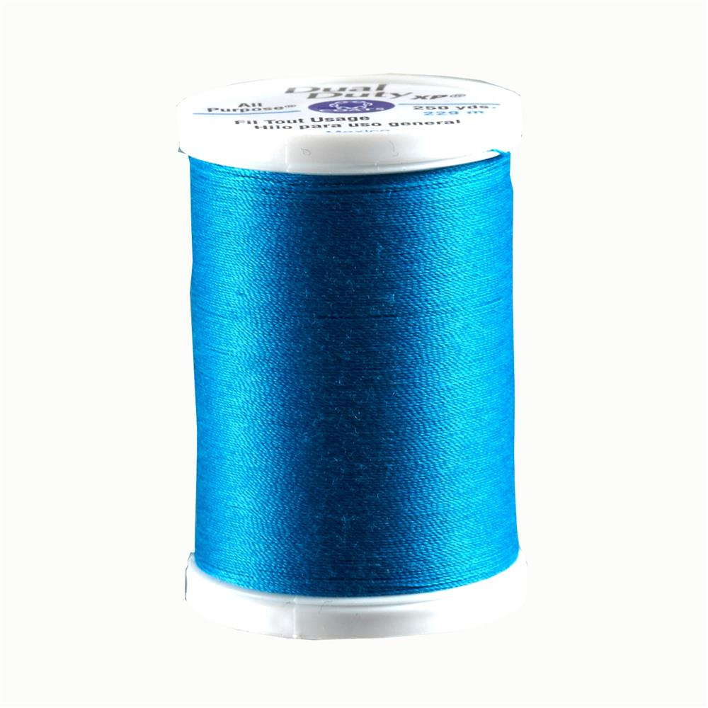 Coats & Clark Dual Duty XP 250yd Rocket Blue