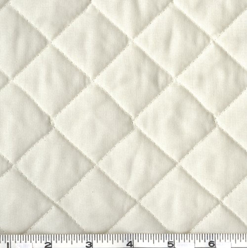 Riley Blake Double Sided Quilted Mustache Cream Discount