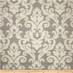 Waverly Kenwood Damask Jacquard Flint