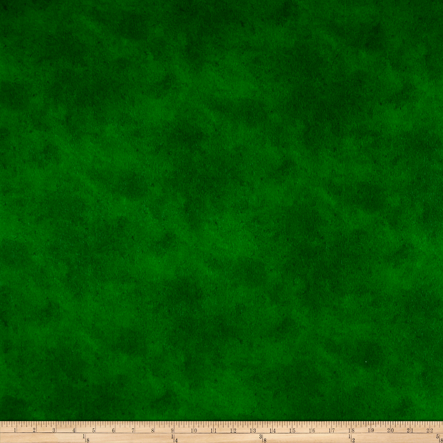 Suede Flannels Grass Green Fabric by P & B in USA