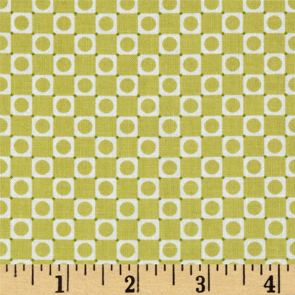 Anything Goes Basics Circle Square Green