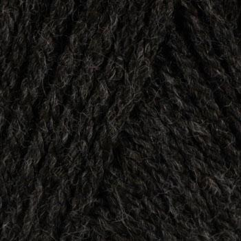Lion Brand Wool-Ease Chunky Yarn (152) Charcoal