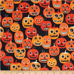 Alexander Henry Haunted House Jack O' Lantern Jr Charcoal