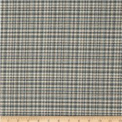 Harper Home Tweed Basket Weave Spa Blue