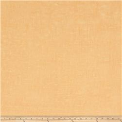 Isaac Mizrahi Heirloom Linen Mango