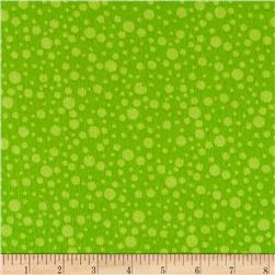 Dino Pals Flannel Dino Tracks Green