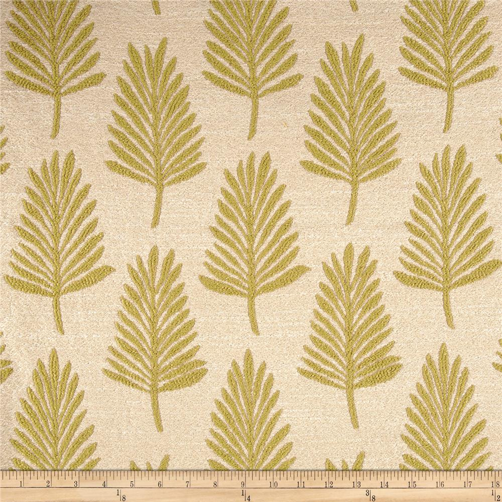 Robert Allen Promo Mill Fern Boucle Jacquard Citrus