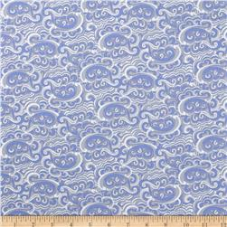 Kanvas Cabana Summer Breeze Grey/Periwinkle