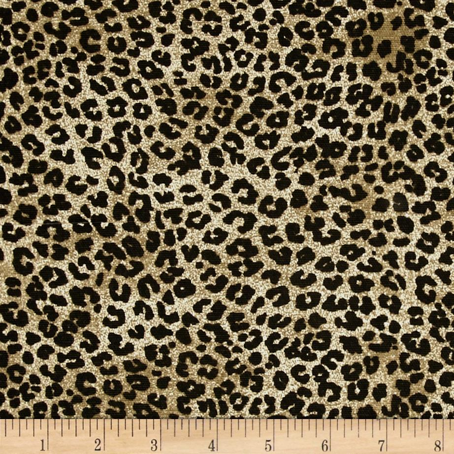 Premier Prints Leopard Safari/Natural
