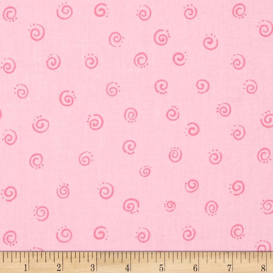 Susybee Lal The Lamb Swirl Pink