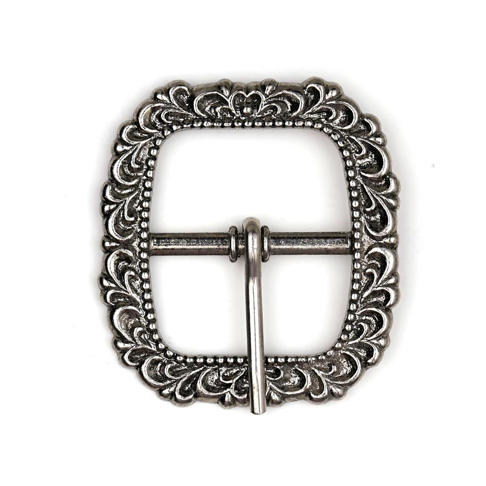 Dill Fashion Buckle 30mm Silver Finish