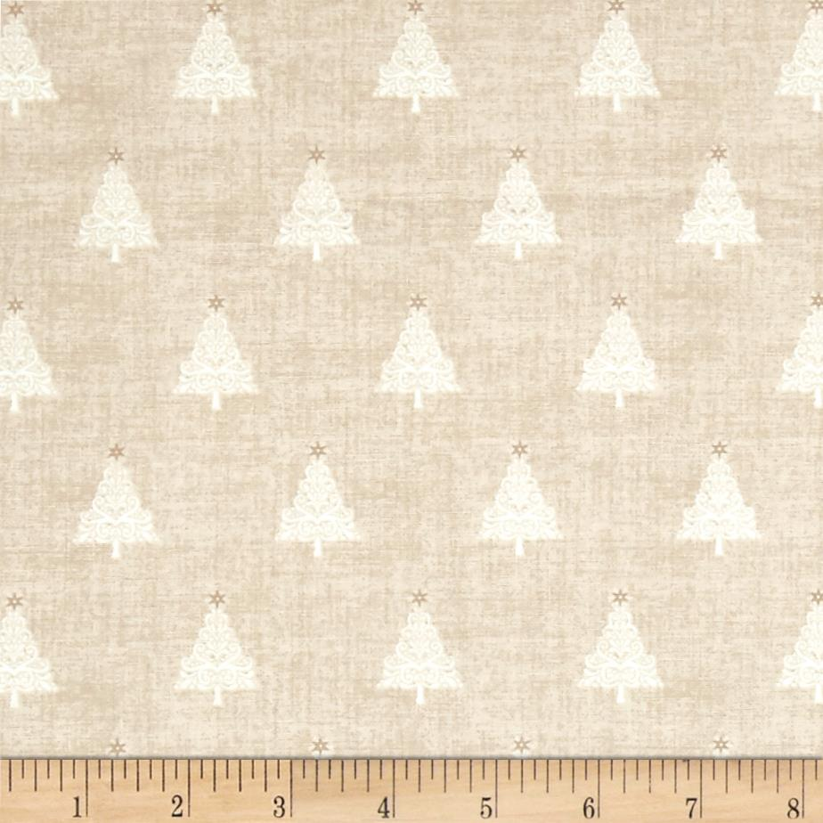Scandi 4 Trees Cream