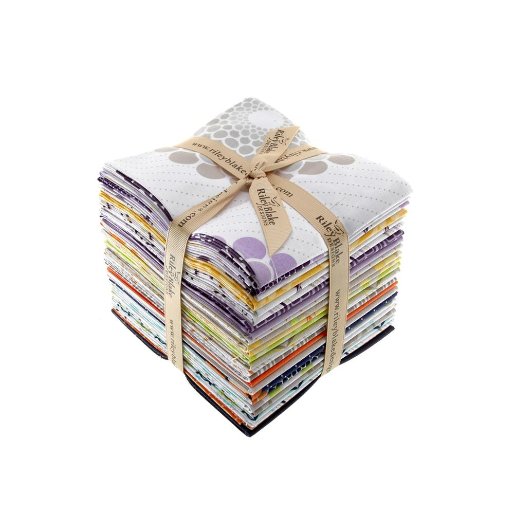 Riley Blake Ashbury Heights Fat Quarter Bundle