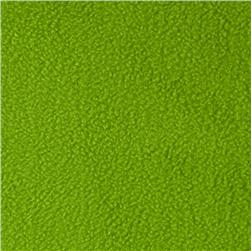 Warm Winter Fleece Solid Florida Lime