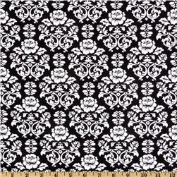 Pimatex Basics Damask Black/White