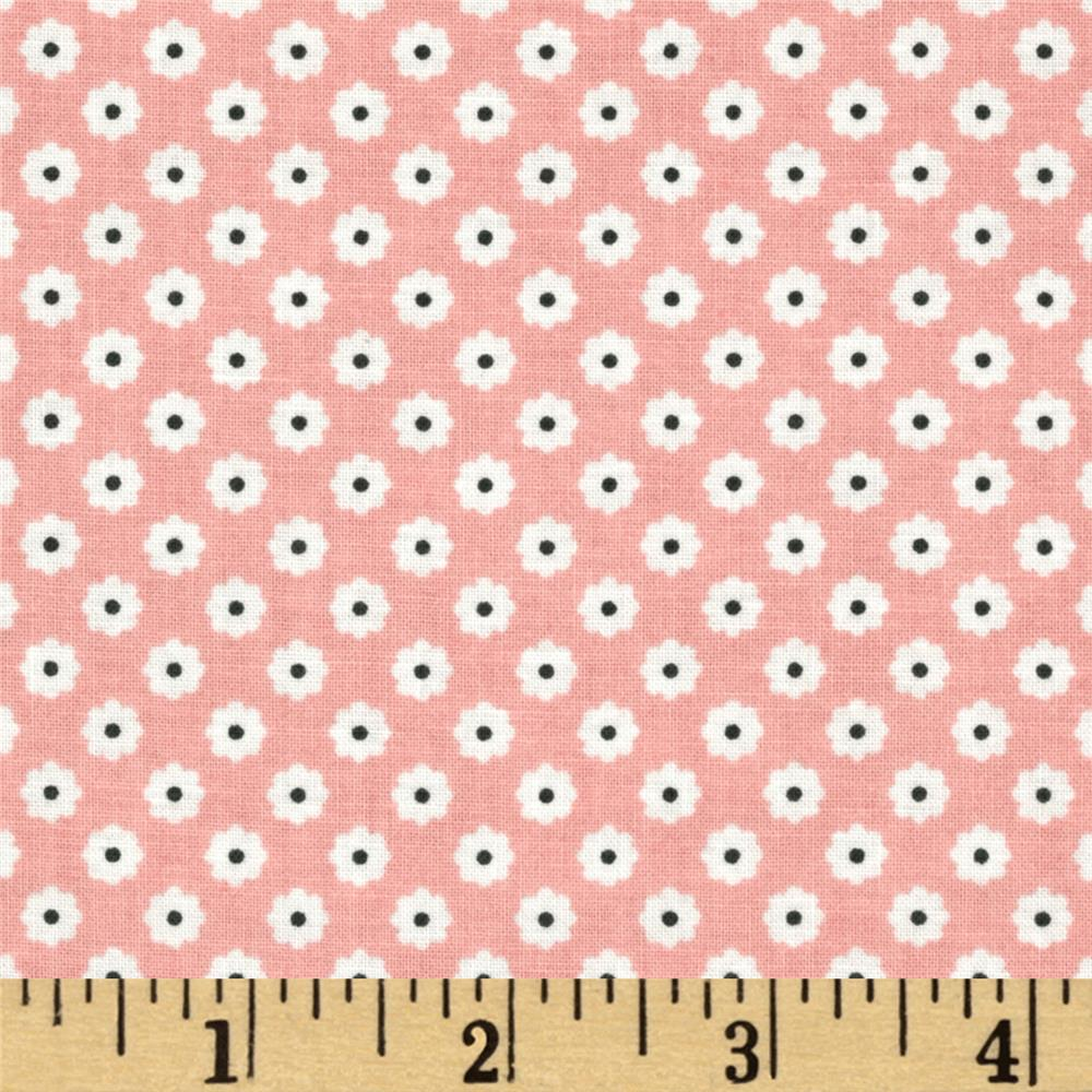Perrymint Mini Flower Pink
