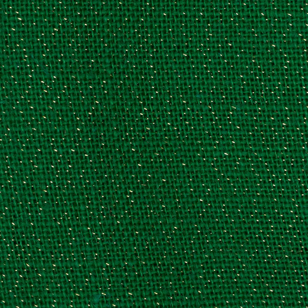 60 sparkle burlap green discount designer fabric for Sparkly material