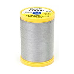 Coats & Clark General Purpose Cotton 225 yd. Nugrey