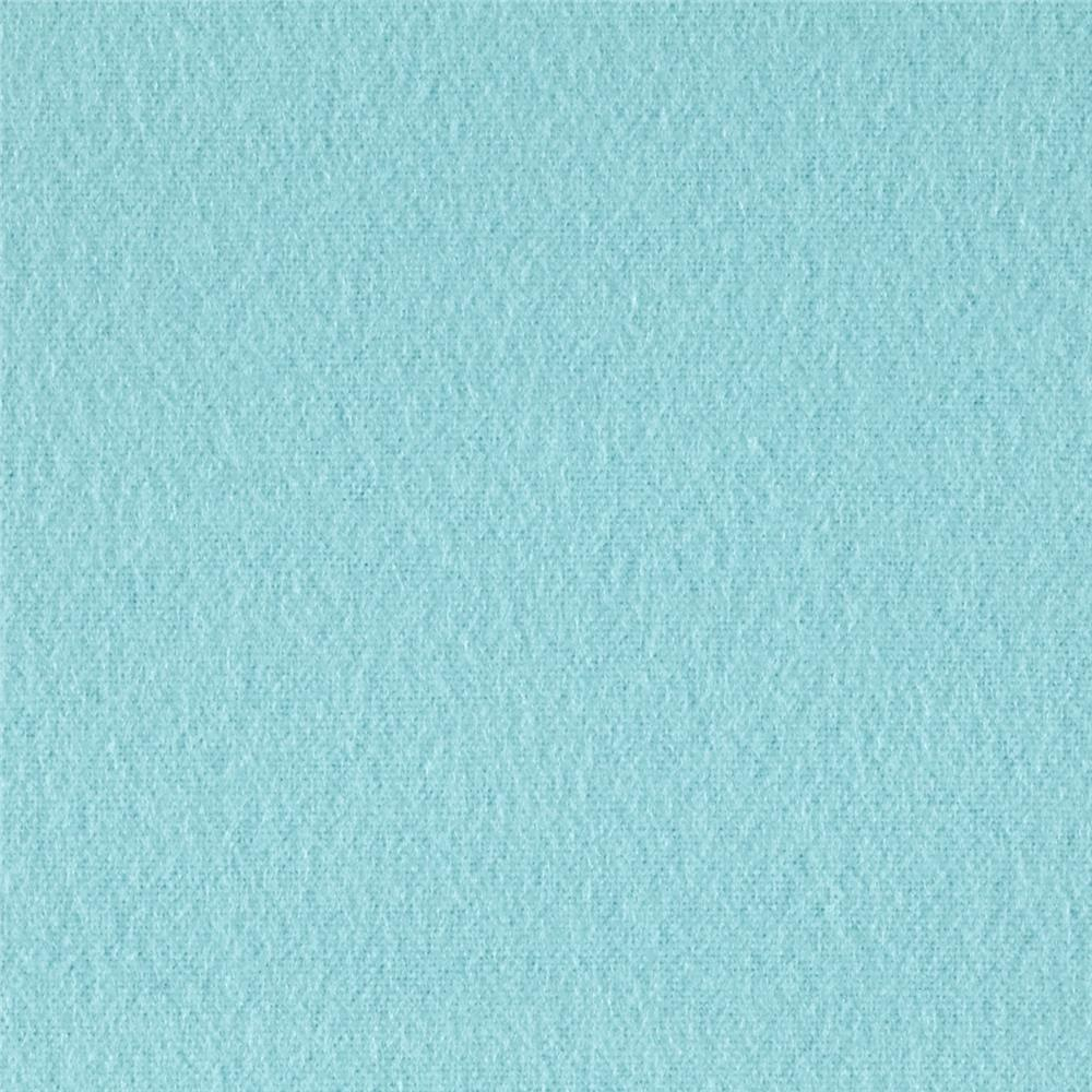 Cloud 9 Organic Flannel Solid Powder Blue