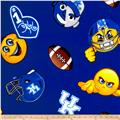 Collegiate Fleece University of Kentucky Emojis