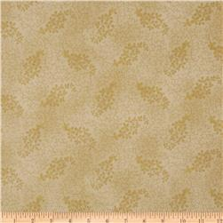Madeline Dotty Vine Metallic Cream