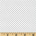 Paris Poplin Dot White