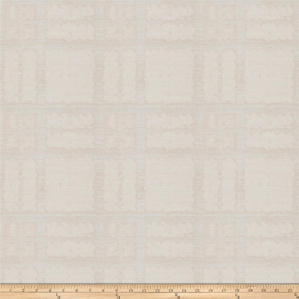 Fabricut Rectangle Mania Jacquard Angora