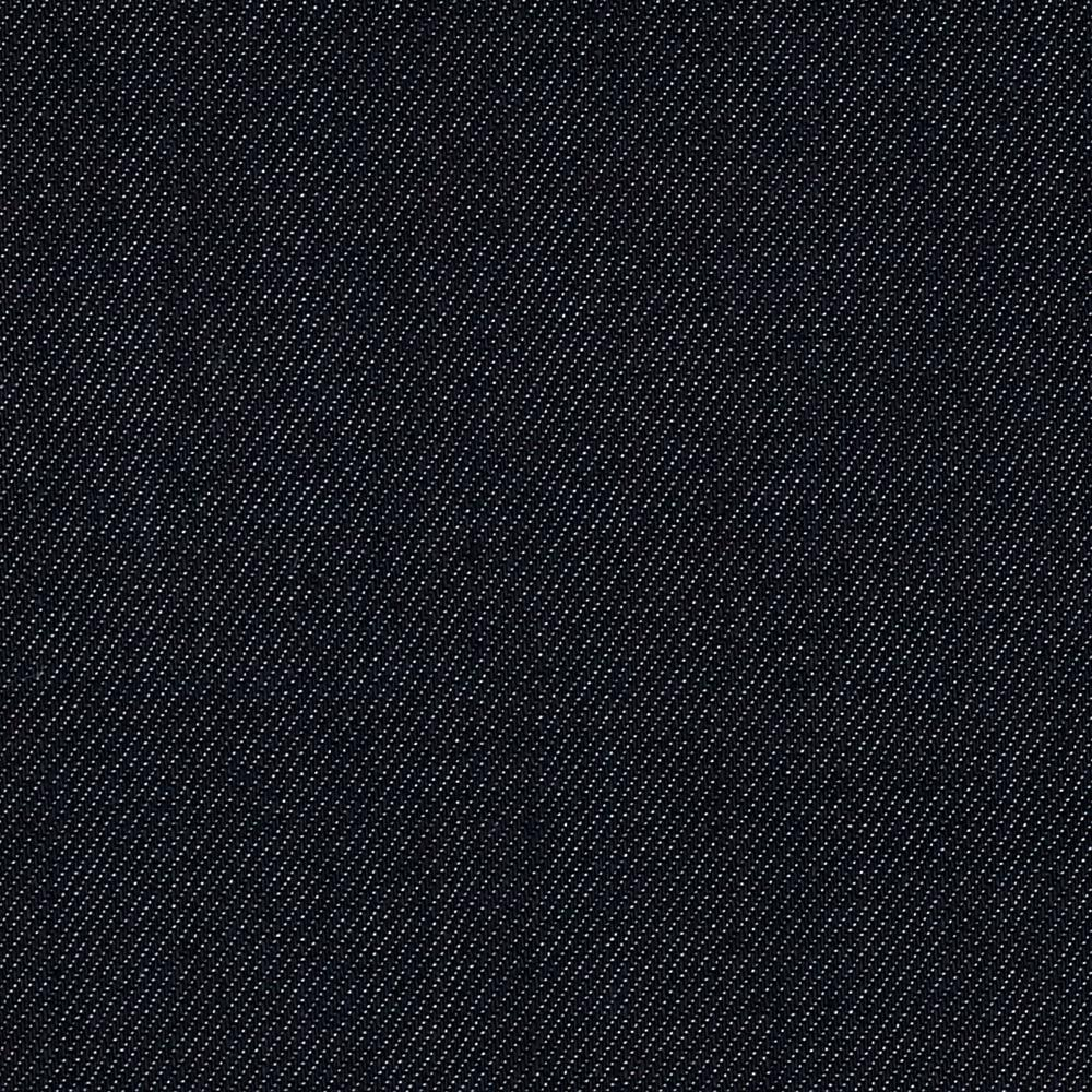 Stretch Denim Medium Wash Soft Black