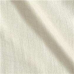 Sorrento Linen Solid Off White